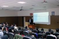 SİYASAL BİLGİLER FAKÜLTESİ - Strateji Geliştirme Dairesi Başkanı Veysel Çıplak Öğrencilerle Buluştu