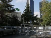 Suudi heyet Kaşıkçı soruşturması kapsamında Türkiye'de