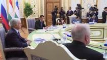 KÜRESELLEŞME - Tacikistan'da ŞİÖ 17. Hükümet Başkanları Zirvesi