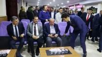 EĞİTİM KALİTESİ - TBMM Başkanvekili Mustafa Şentop, Tekirdağ'da