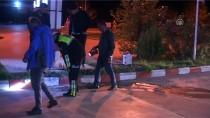 TEKMEN - Tokat'ta Yediemin Otoparkında Kavga Açıklaması 2 Yaralı