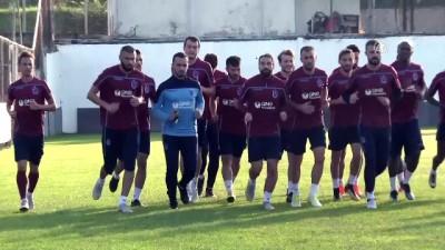 Trabzonspor'da Erzurumspor Maçı Hazırlıkları Başladı