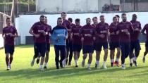 ÜNAL KARAMAN - Trabzonspor'da Erzurumspor Maçı Hazırlıkları Başladı
