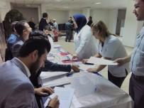 SOSYAL HİZMET - Türk Sağlık Sen Kırşehir Şube Başkanı Kurt Açıklaması 'Beklentileri Karşılayacak Yıpranma Payı Mücadelemiz Devam Edecek'