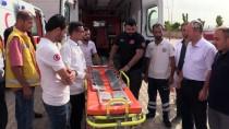 FIRAT KALKANI - Türkiye'den Suriye'deki Ambulans Görevlilerine Eğitim