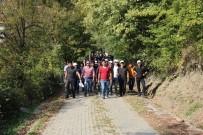 AKÇALı - Ulus MYO Öğrencileri Doğada Ders İşledi