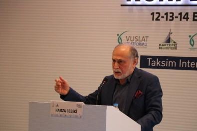 Uluslararası Vuslat Platformu 'Yeni Dünya Düzeni Ve Geleceğin Haritası Konferansları' Toplantısı Başladı