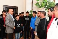 VİTRİN - Yakutiyespor'dan BB Erzurumspor'a Destek