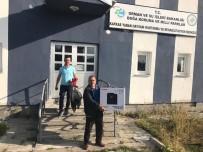 KAFKAS ÜNİVERSİTESİ - Yaralı Kuşlar Kars'ta Tedavi Altına Alındı