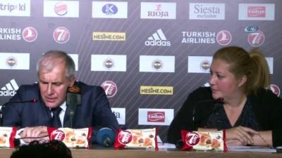 Zeljko Obradovic Açıklaması 'İlk Çeyrekten Son Çeyreğe Kadar Oyunu Kontrol Ettik'