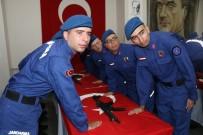 ZONGULDAK VALİSİ - Zonguldak'ta 29 Kısa Dönem Er Yemin Etti