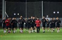 LUCESCU - A Milli Takım, Rusya Maçı Hazırlıklarını Tamamladı