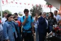 FATMA GÜLDEMET - Adana Lezzet Festivali'ne Acılı Çin Yemekleri Damga Vurdu