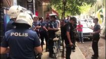 PAZARSPOR - Adıyaman'da Futbolcular İle Taraftarlar Arasında Gerginlik