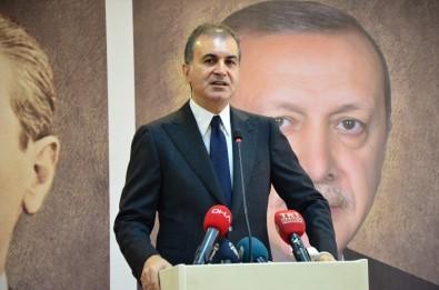 AK Parti Sözcüsü Çelik Açıklaması 'Türkiye'yi Tehdit Etmek Kimsenin Haddine Düşmez'