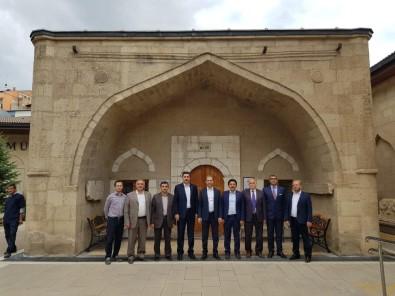AK Parti Teşkilat Başkan Yardımcısı Özel, Burdur'da