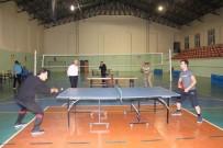 HÜSEYIN YıLMAZ - Amatör Masa Tenisi Turnuvası Sona Erdi