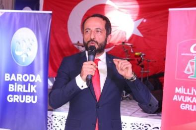 Ankara Barosu Başkan Adayı Özdemir Açıklaması 'Ankara Barosu'nun Bu Yapıdan Kurtulma Vakti Geldi'