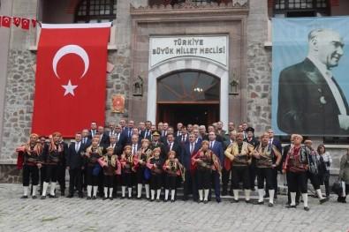 Ankara'nın Başkent Oluşunun 95. Yıl Dönümü Törenle Kutlandı