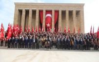 GARNİZON KOMUTANI - Ankara'nın Başkent Oluşunun Yıl Dönümü Kutlanıyor
