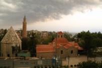 GÜNEŞLI - Antalya'da 20 Saatte İki Farklı Görüntü