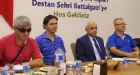 ORDUZU - 'B1 Futbol Hiç Görmeyenler Ligi Yükselme Şampiyonası Malatya'da Yapıldı