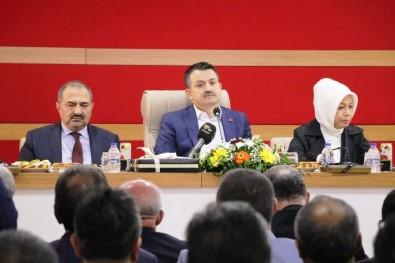 Bakan Pakdemirli Açıklaması 'Son 5 Yıldır Türkiye İstikrarsızlaştırılmaya Çalışılıyor'
