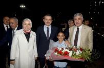 AHMET ÇAKıR - Bakan Pakdemirli, Büyükşehir Belediyesini Ziyaret Etti