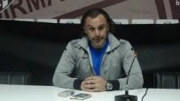 TEZAHÜRAT - Bandırmaspor Teknik Direktörü Yenikan'dan Veryansın