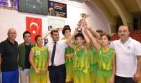 CENTİLMENLİK - Başak Koleji Şampiyon Oldu