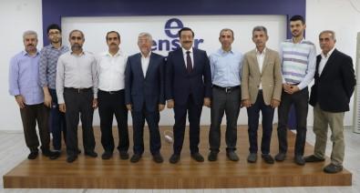 Başkan Atilla'nın STK'lara Ziyareti Sürüyor