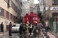 YANGIN TÜPÜ - Beyoğlu'nda İşyeri Yangını