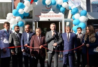 Bilecik Merkez 11 Nolu Aile Sağlığı Merkezi Açıldı