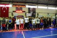 KUNG FU - Bitlis'te Türkiye Wushu Kung Fu Turnuvası Düzenlendi