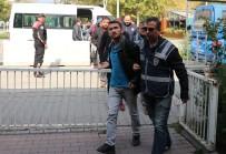 Bolu'da Çeşitli Suçlardan Aranan 8 Kişi Adliyeye Sevk Edildi