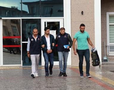 Burdur'da FETÖ Operasyonu Açıklaması 1 Tutuklama