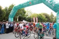MERYEM ANA - Cumhurbaşkanlığı Bisiklet Turunda 5. Etap Heyecanlı Başladı