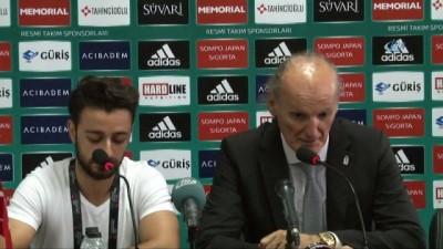 Dusko Ivanovic Açıklaması 'Bu İstikrarı Korumamız Gerekiyor'