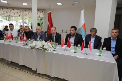 Edirne Belediyesinden Amatör Spora 154 Bin TL'lik Destek