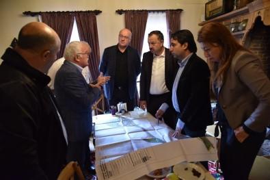 Eğirdir Belediyesi'nin Sorunları Milletvekili Özel'e İletildi