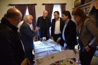 RECEP ÖZEL - Eğirdir Belediyesi'nin Sorunları Milletvekili Özel'e İletildi