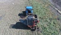 GÜBRE - Elazığ'ın Bu Yıl Yeterli Yağış Almaması Pancarda Üretimi Azalttı