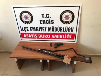 Erciş'te Silahlı Kavga Açıklaması 7 Yaralı