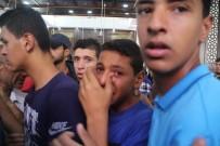 İSMAİL HANİYE - Gazze'de 7 Filistinli Şehit Toprağa Verildi