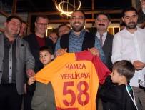 İSMAİL HAKKI ERTAŞ - Hamza Yerlikaya Spor Salonu açıldı