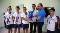 SU SPORLARI - İskenderun'da Başarılı Sporculardan Ziyaret