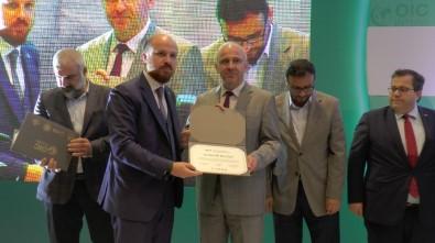 İslam İşbirliği Teşkilatı Uluslararası Staj Programı'na Sertifika Töreni Düzenlendi