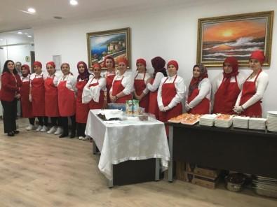 Isparta'da 'Dezavantajlı Gruplara Yaklaşım Ve Kadına Uzanan İstihdam Eli' Projesi