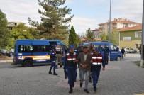 TELEFON KABLOSU - Kablo Hırsızları Tutuklandı