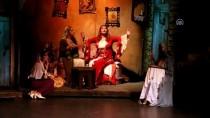 ÜLFET - 'Kanlı Nigar' Samsun'da Sahnelendi